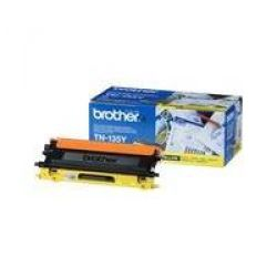 Brother TN135Y Toner gelb Bild0