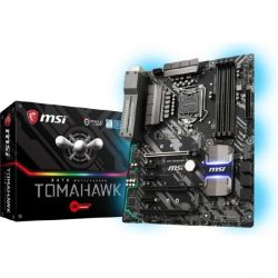 MSI Z370 Tomahawk ATX Mainboard Sockel 1151 (Coffee Lake) Bild0