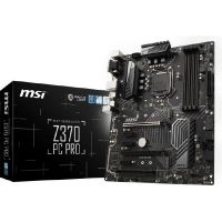 MSI Z370 PC Pro ATX Mainboard Sockel 1151 (Coffee Lake)