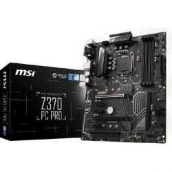 MSI Z370 PC Pro ATX Mainboard Sockel 1151 (Coffee Lake) Bild0
