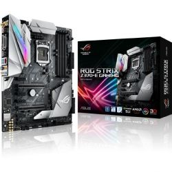 ASUS STRIX Z370-E GAMING ATX Mainboard 1151 DP/HDMI/DVI/M.2/USB3.1/WiFi/BT Bild0