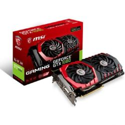 MSI GeForce GTX 1080 Gaming TwinFrozr VI 8GB GDDR5X Grafikkarte DVI/HDMI/3xDP Bild0