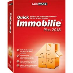 Lexware Quickimmobilie Plus 2018, Minibox Bild0