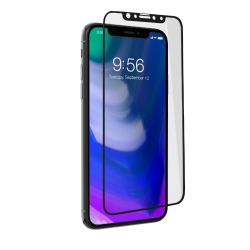 ZAGG InvisibleSHIELD Glass+ Contour für Apple iPhone X, schwarz Bild0
