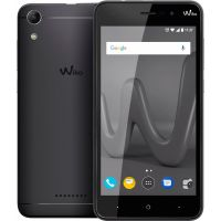 Wiko Lenny 4 Dual-SIM schwarz Android 7.0 Smartphone