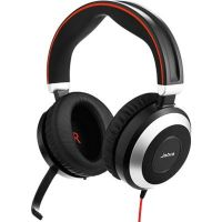 Jabra Evolve 80 MS Duo drahtloses Stereo Headset