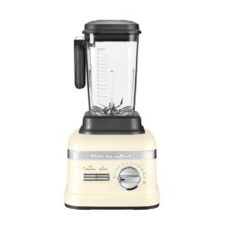 KitchenAid Artisan 5KSB7068EAC Power Standmixer 1.800 Watt crème Bild0