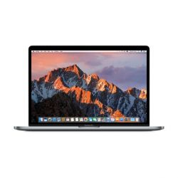 Apple MacBook Pro 15,4 2017 i7 2,8/16/256GB Touchbar RP555 Silber ENG INT BTO Bild0