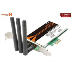 D-Link DWA-556 Wireless N 300MBit WLAN PCIe Adapter Bild0