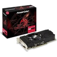 PowerColor AMD Radeon RX 560 Red Dragon 4GB GDDR5 DVI/HDMI/DP Grafikkarte