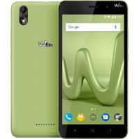 Wiko Lenny 4 Plus Dual-SIM lime Android 7.0 Smartphone