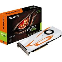 Gigabyte GeForce GTX 1080Ti Turbo 11GB GDDR5X Grafikkarte HDMI/3xDP/DVI