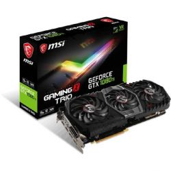 MSI GeForce GTX 1080Ti Gaming X Trio 11GB GDDR5X Grafikkarte DVI/2x HDMI/2x DP  Bild0
