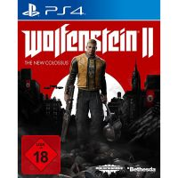 Wolfenstein II: The New Colossus - PS4 FSK18