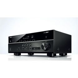 Yamaha MusicCast RX-V483 5.1 AV-Receiver 4K Bluetooth DLNA AirPlay WiFi schwarz Bild0
