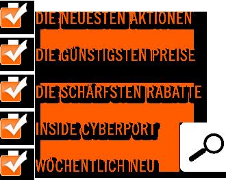 Cyberport Newsletter Gutschein Code
