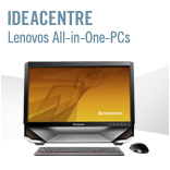 Zu den Lenovo IdeaCentre PCs