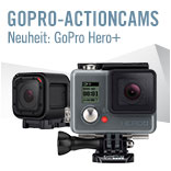 Zu den GoPro Hero Actioncams