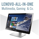 Zu den All-in-One-PCs von Lenovo