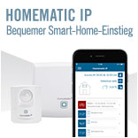 Zu den Homematic-IP-Komponenten