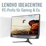 Zu den Lenovo-IdeaCentre-PCs
